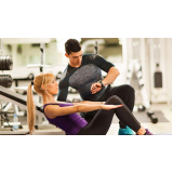 personal trainer para emagrecer Cupecê