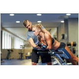 quanto custa personal trainer academia Jockey Club
