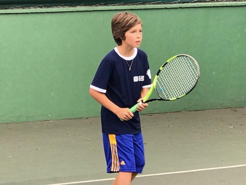 Aula de Tênis Infantil Preço Sumaré - Aula de Tênis Avançado