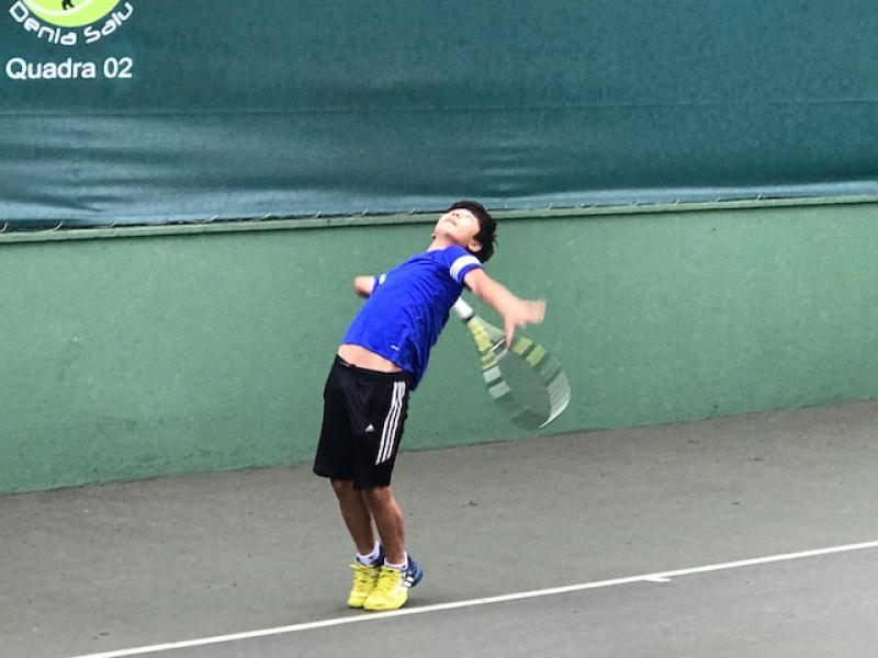 Aulas de Tênis Avançados Bela Vista - Aula de Tênis Infantil