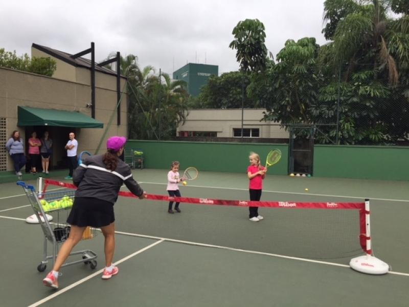 Aulas de Tênis com Quadras Bom Retiro - Aula de Tênis Individual