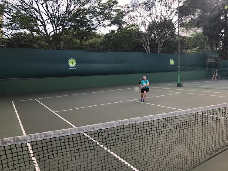 Aulas de Tênis Individuais Vila Anastácio - Aula de Tênis Intermediário