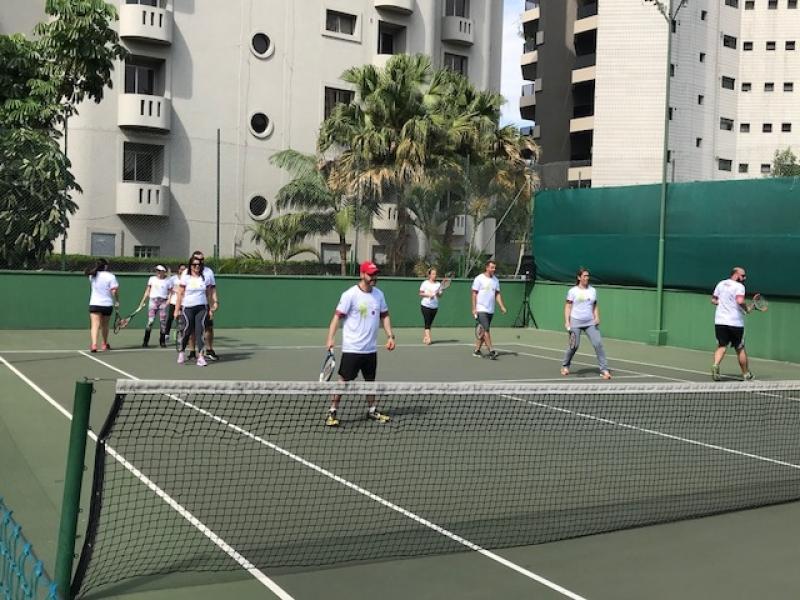 Clínica de Tênis Freguesia do Ó - Academia de Tênis
