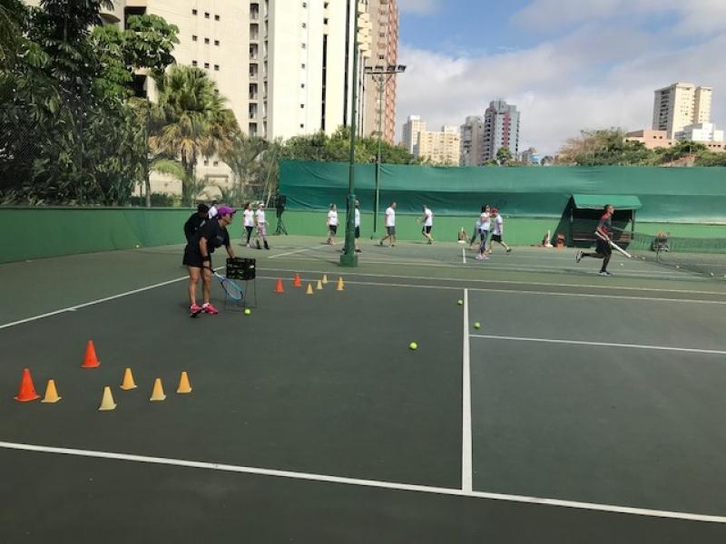 Quanto Custa Aula de Tênis em Quadra Vila Matilde - Aula de Tênis Individual