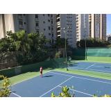 academia com professor de tênis valores Interlagos
