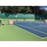 academia de aprender tênis valores Santa Efigênia