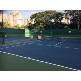 academia de aulas de tênis quanto custa Conjunto Residencial Butantã