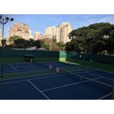 academia de aulas de tênis valores Vila Matilde