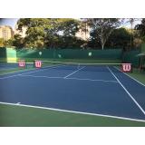 academia de aulas de tênis Pinheiros