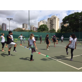 academia para formação de tenistas Jabaquara