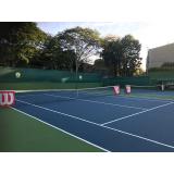 academia para tênis preço Jardins