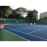 academia tênis clube preço República