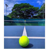 academia tênis com professor quanto custa Água Rasa