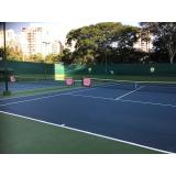 academia tênis preço Alto da Lapa