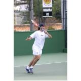academias de tênis individuais Barra Funda