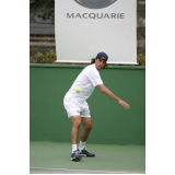 aluguel de quadra de tênis para eventos Bom Retiro