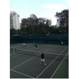 aluguel de quadra de tênis Morumbi