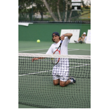 aluguel de quadra para eventos de tênis preço Belenzinho