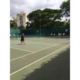 aula de tênis Jardim Europa