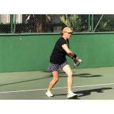 Quadra de Tênis para Alugar