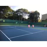 onde encontrar academia para tênis Jardim América