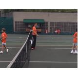 onde encontro academia de tênis Ibirapuera