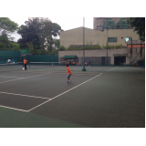onde encontro academia para aprender tênis Santo Amaro