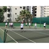 onde encontro aula de tênis com quadra Jockey Club