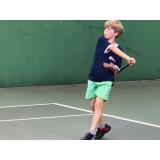 onde encontro aula de tênis infantil Cupecê