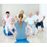 onde encontro treinamento funcional para idosos Jardim Europa