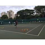 orçamento de aluguel de quadra de tênis com instrutores Pompéia
