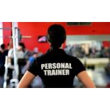 personal trainer academias Pari