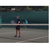 quadra de tênis para locação Interlagos