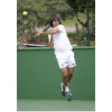 quanto custa aluguel de quadra de tênis para eventos Santa Efigênia