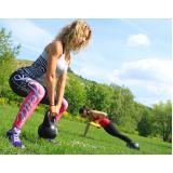 quanto custa treinamento funcional ao ar livre Jardim Guedala