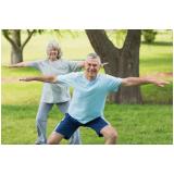 quanto custa treinamento funcional para idosos Saúde