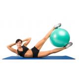 treinamento funcional com bola Jurubatuba