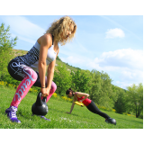 treinamento funcional que define o corpo Brooklin