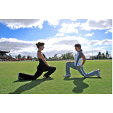 treinamentos funcionais ao ar livre Jardim das Acácias